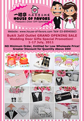House of Favors (Bukit Jalil) Grand Opening Sale 1 – 17 Jul 2011