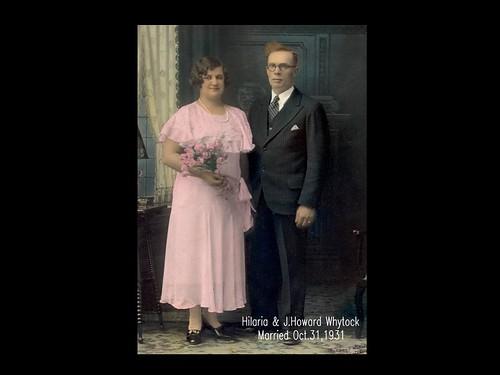 Married on Halloween - 1931