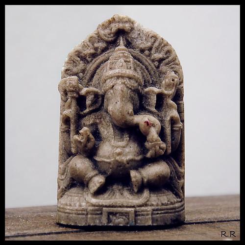16/365- Ganesha by EcoVirtual