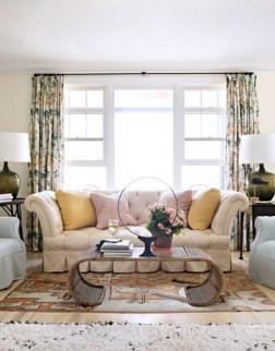 Tom Scheerer living room House Beautiful