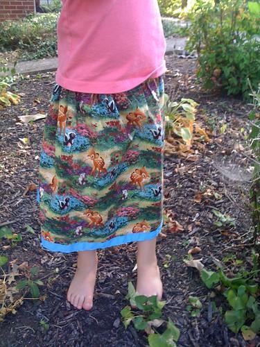 bambi skirt
