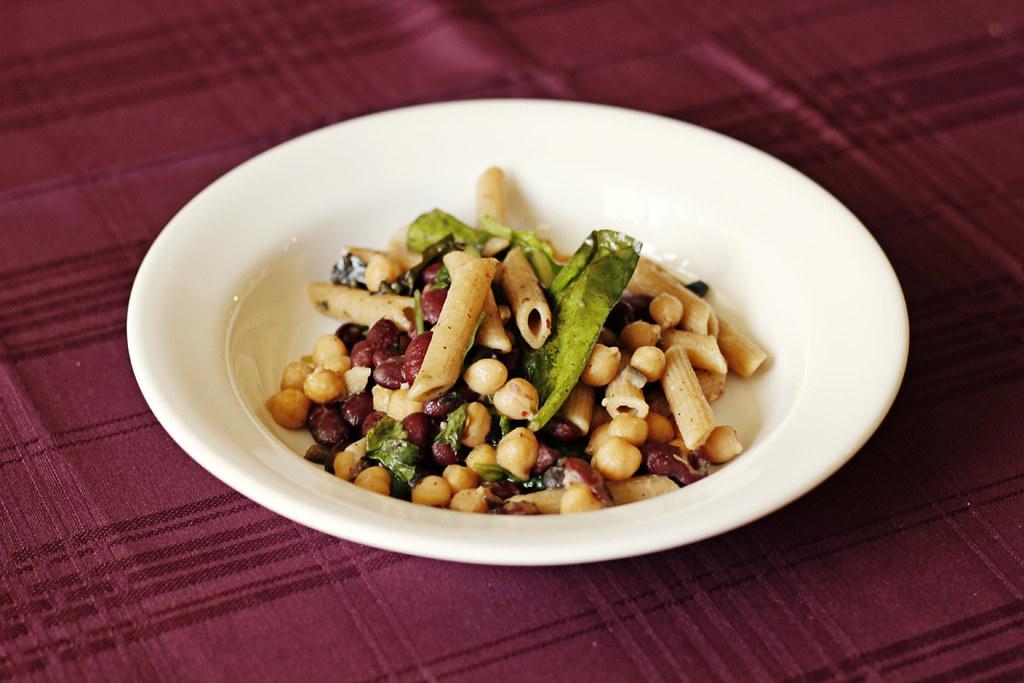 Chickpea Pasta Salad