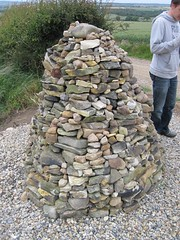 Cairn, Great Charles Hill, Stanghow