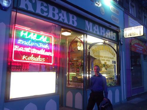 Kebab Mahal Edinburgh