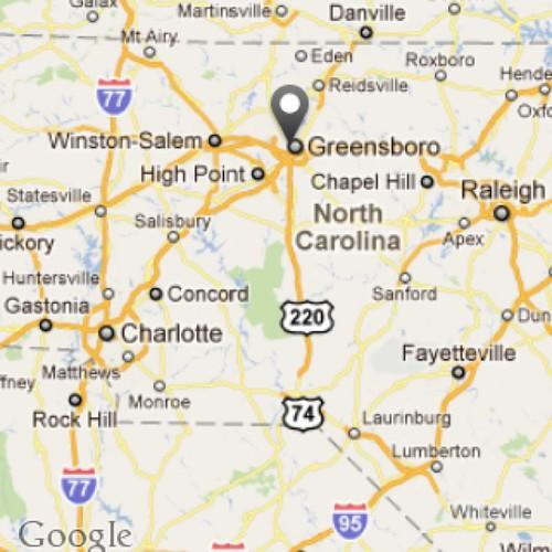Greensboro, North Carolina by Greensboro NC