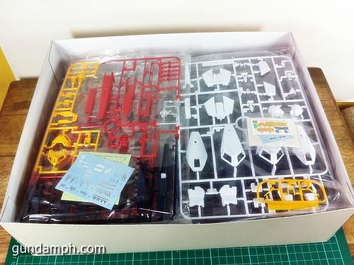 Building MG Zeta 2.0 HD Color Version (part 1) (4)