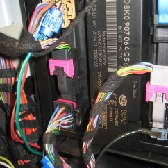 Trailer Brake Wire Diagram Wiring 13 Pin Caravan Socket Aftermarket Hitch Install - Part 2 (electrical) Audiforums.com