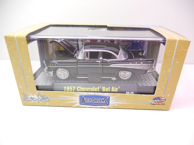 m2 auto dreams 1957 chevy bel air black (1)