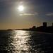 Evening at Brighton Beach