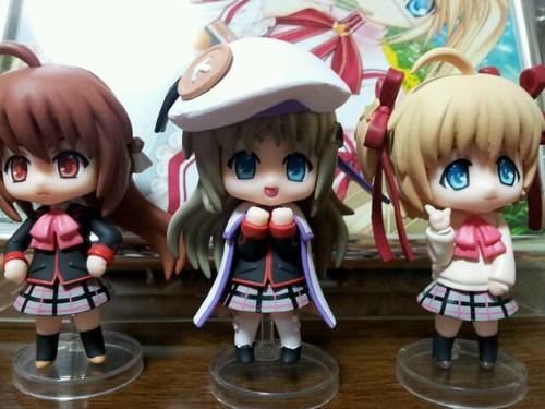 Nendoroid Petit Little Busters! set