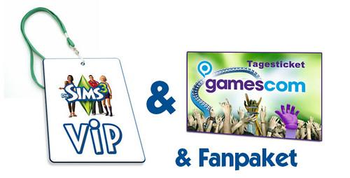 EA + You + Gamescom = Win!!!