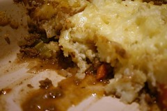 Well Hung Meat Company cottage pie