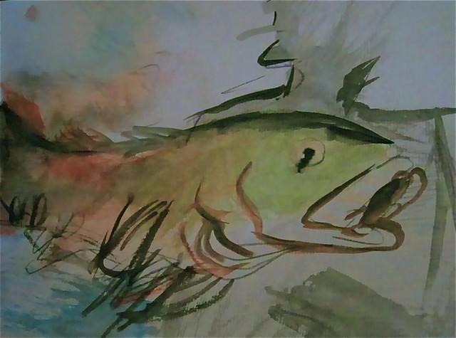 Redfish Paintings