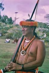 Leonard Iriarte of I Fanlalai'an
