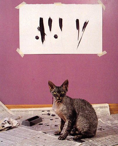 Princess' 'Regularly Ridiculed Rodents', 1993.