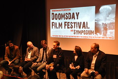 """Doomsday on the Brain"" panel discus..."