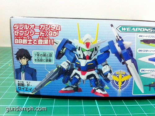 SD 00 Gundam Seven Sword G Review OOB Build GundamPH (2)