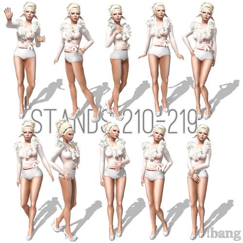 !bang - Stands 210-219