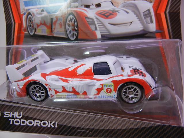 disney cars 2 shu todoroki plastic tires (2)