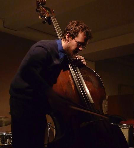Alexander Hawkins Quintet + Dominic Lash @ Cafe Oto 14.11.11