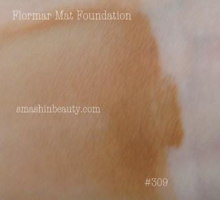 Flormar Mat Foundation 309