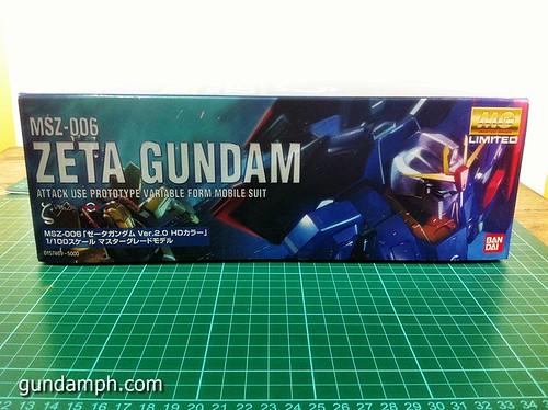Building MG Zeta 2.0 HD Color Version (part 1) (2)