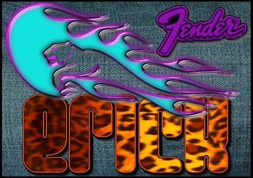 erick text leopardo 22 verkl+fluor+Jag Jeans Fender by Erick-Pardus