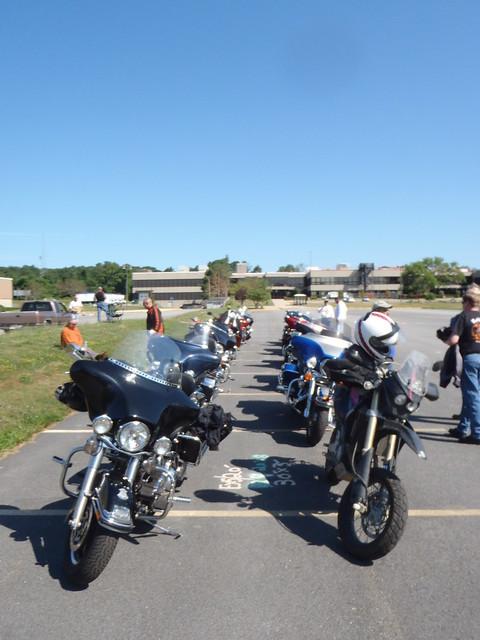 MSF ERC at CCRI Flanagan Campus: Which bike doesn't belong?