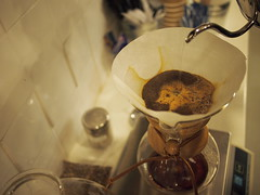 Ethiopian Yirgacheffe in Chemex, Smitten Coffee & Tea Bar