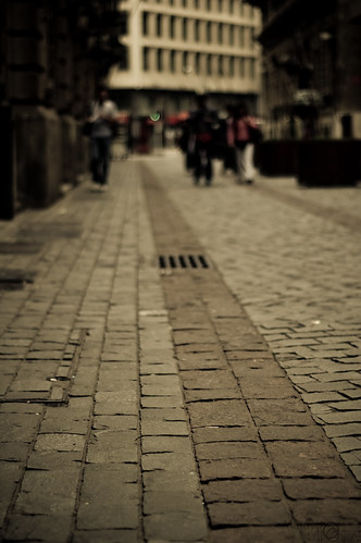 No Name Street.