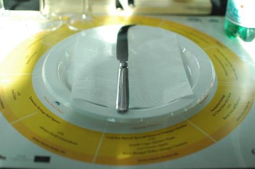 Cheese sampling plate