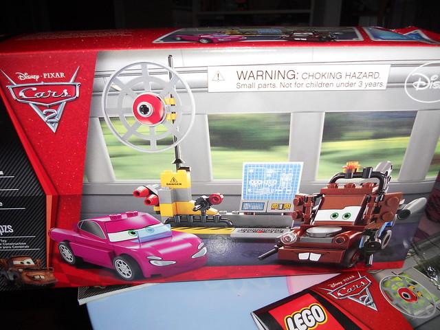 gisselle disney cars 2 lego builds (12)