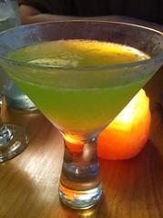 Mark's Green Tini