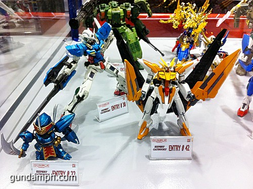 Additional Entries for Toy Kingdom SM Megamall Gundam Modelling Contest Exhibit Bankee July 2011 (1)