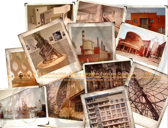 Construir la Revolución. Arte y arquitectura en Rusia, 1915-1935