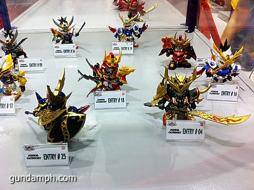 Additional Entries for Toy Kingdom SM Megamall Gundam Modelling Contest Exhibit Bankee July 2011 (30)