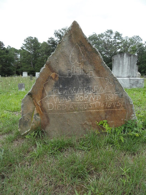 Black Oak Cemetery, Dekalb County AL