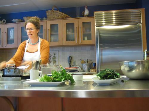Milwaukee Public Market cooking class Summer Harvest