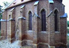 Čečovice (okres Domažlice), kostel sv. Mikuláše