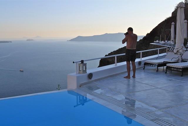 Hotel San Antonio, Santorin, Grèce