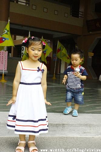[育兒日誌]才藝表演大會~兩姐弟登台 @VIVIYU小世界