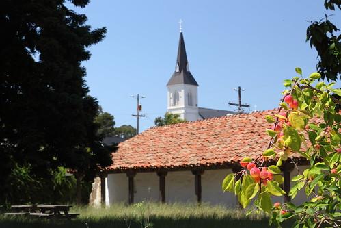 santa cruz mission historical park