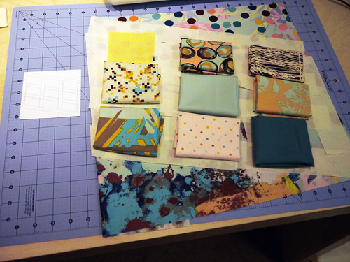 Design Process for Habitat Challenge Quilt Block