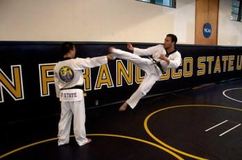 SFSU karate