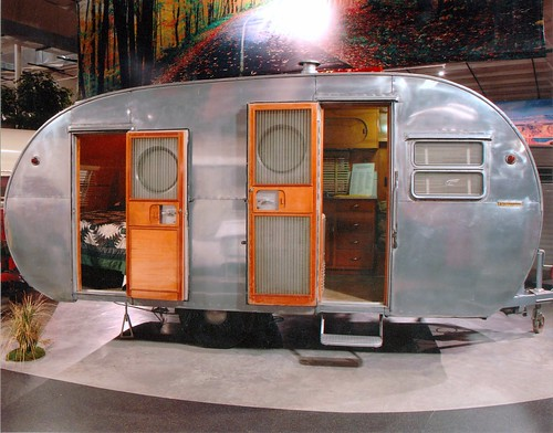 1958 Yellowstone Sunset Camper