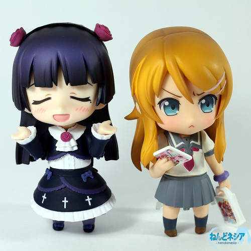 Kirino looked pretty pissed off there