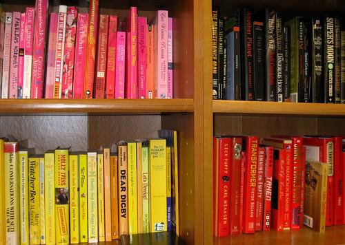 Reading Rainbow by dyannaanfang