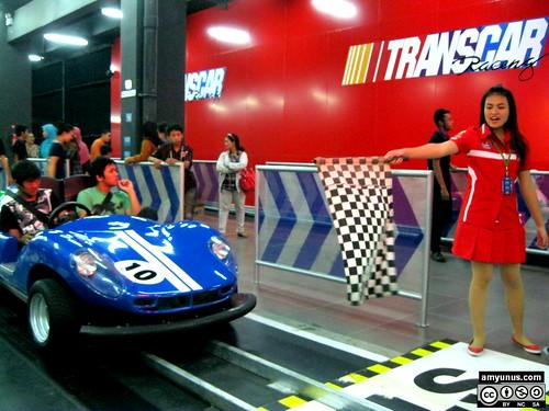 Trans Car Racing