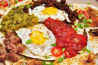 Mmm...huevos rancheros