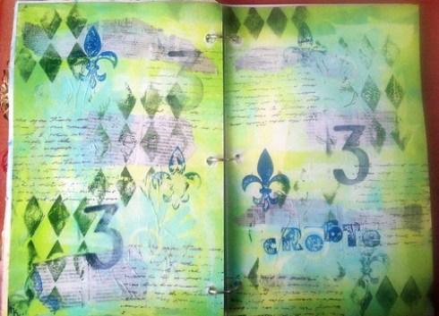Repetition by Nikki Gamon